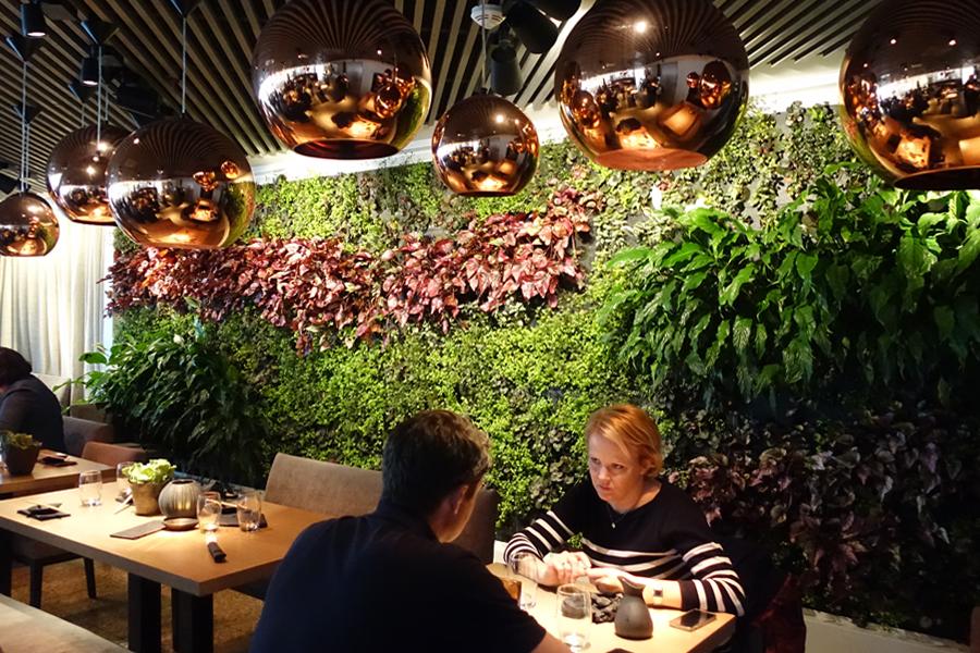 Restaurant NIWA, Oslo